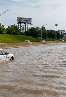 Historic flooding rocks Detroit, again. Why?