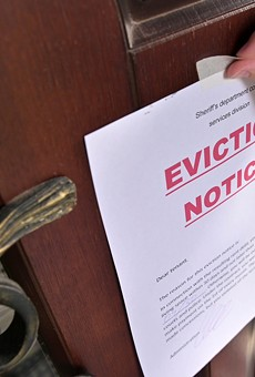 The Biden administration has extended an eviction moratorium through July 31.
