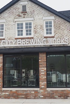 The Motor City Brewing Works Livernois Taproom is located at 19350 Livernois Ave., Detroit.