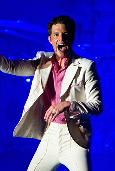 The Killers will bring their latest tour to Little Caesars Arena in October 2022.