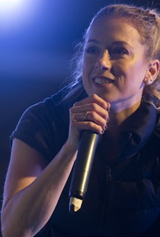 Iliza Shlesinger will spill the come-tea at the Crofoot on July 25.