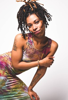 Simone Winter will perform as part of the Don Was Detroit All-Star Revue during the Concert of Colors.
