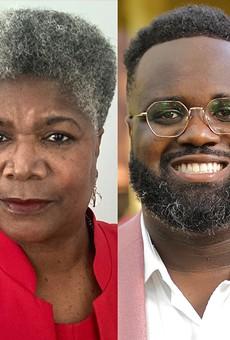 Detroit's city clerk candidates.