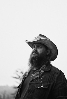 Chris Stapleton will perform with Elle King and Zola during his two-night run at DTE Energy Music Theatre.
