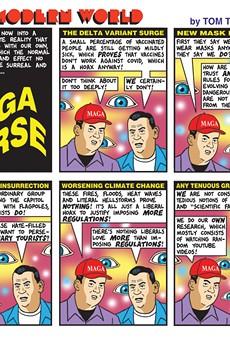 The MAGAverse