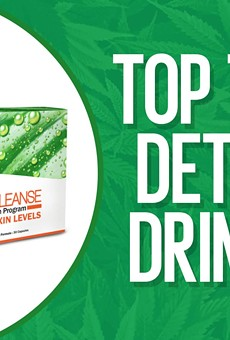 Top 8 THC Detox Drinks: Clear Your System & Start Your Detox