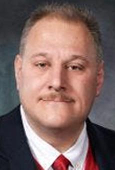 Warren Councilman Eddie Kabacinski.