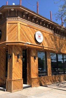 Sloppy Crab will soon open in the former Briggs space in downtown Detroit.
