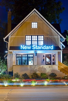 New Standard opened a dispensary in Ann Arbor.