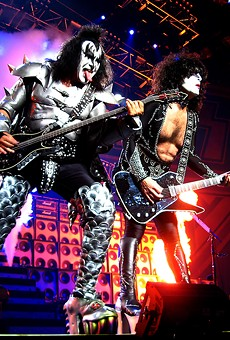 """It's the """"End of the Road"""" for Kiss."""