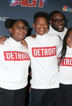 The Detroit Youth Choir.