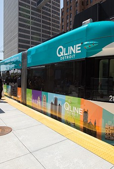 Detroit's QLine streetcar is back in business.