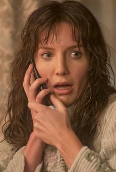 Annabelle Wallis in Malignant.