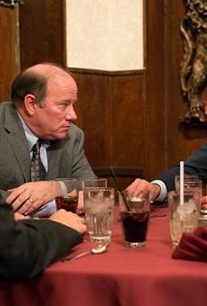 Then-Vice President Joe Biden visited Mayor Mike Duggan to talk about Detroit in 2014.
