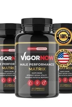 VigorNow Male Enhancement Reviews (Scam or Legit) - Is It Worth Your Money?