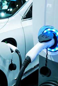 A new study found electric vehicles were more costly to fuel than gasoline-driven cars with good mileage.