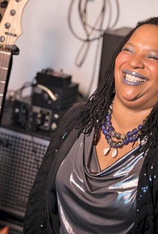 Fay Victor will perform with SoundNoiseFUNK on Thrusday, Oct. 28 as part of Edgefest.