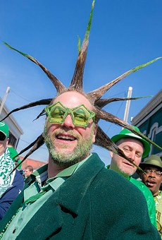 Corktown's St. Patrick's Day Parade.