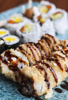 Review: Fat Salmon Sushi is on a roll