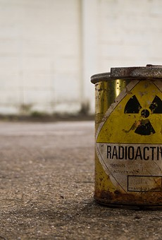 Wayne County landfill to get radioactive material
