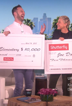 Ellen Degeneres surprised Royal Oak 'spelling bee' teacher and it's adorable