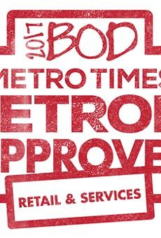 Best of Detroit: Retail & Services