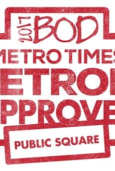 Best of Detroit: Public Square
