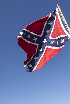Burn a Confederate flag this Memorial Day at Detroit gallery