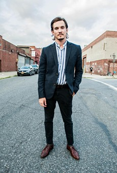 Torpedo turkeys and trying to sleep on the road: A chat with Chris Farren at Bled Fest