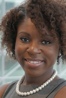 Myya Jones, Detroit's millennial mayoral candidate, now running as a write-in