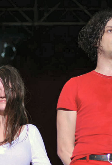 It's been 10 years since the White Stripes released their last album, 'Icky Thump'
