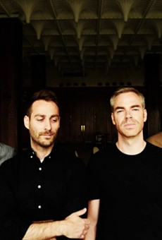 Cult faves American Football come to Detroit after a 17-year hiatus