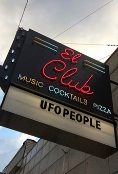 El Club benefit raises $18K for UFO Factory