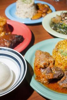 Review: Kola Restaurant and Ultra Lounge, metro Detroit's only Nigerian restaurant, thrives