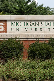 Michigan State University has largest African American freshmen class of any Big 10 school