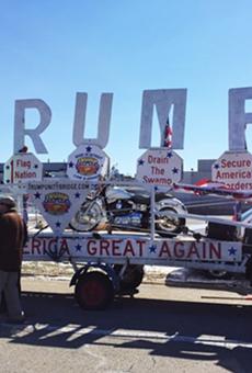 The Trump Unity Bridge.
