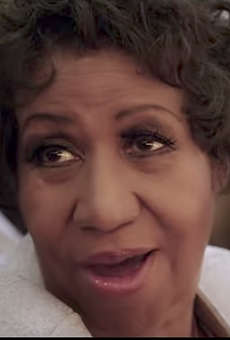 Aretha Franklin and Patti Smith featured in new Clive Davis doc