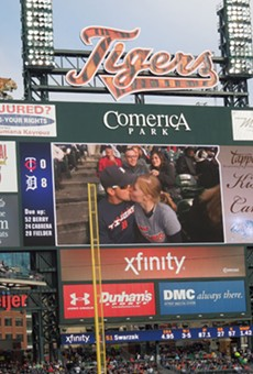 Are the Tigers giving LGBTQ fans a kiss-off?
