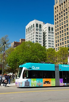 The QLine made its public debut on May 12.