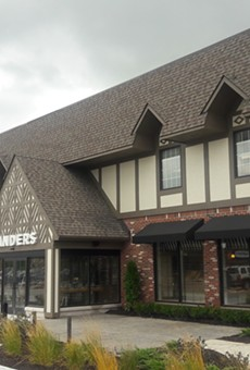 Sanders Candy re-opens Chocolate and Ice Cream Shoppe with new remodel