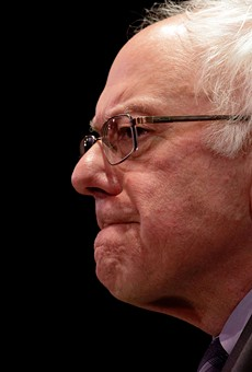 Sen. Bernie Sanders cancels Women's Convention appearance — he's going to Puerto Rico instead