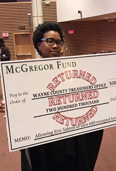 Wayne County treasurer rejects two last-minute plans to help Detroit families avoid foreclosure
