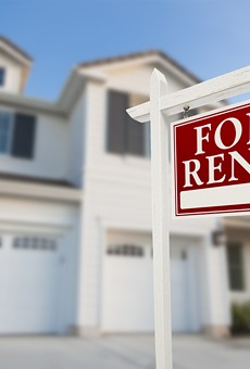 A quarter of Detroit renters are spending half their income on rent