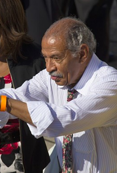 Conyers: Time to go