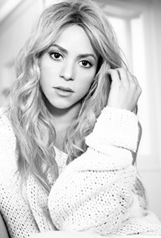 Shakira postpones world tour, upcoming Detroit date rescheduled (2)