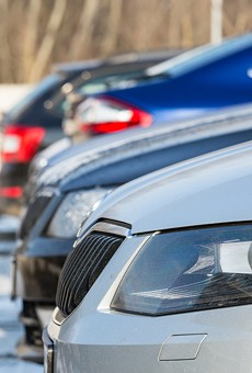 Over 100 abandoned vehicles will be unloaded during Detroit municipal auction