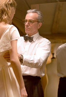 'Phantom Thread' is a Phantom Menance