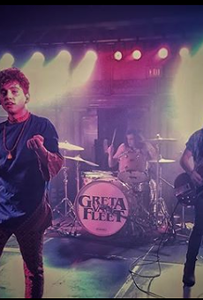 Greta Van Fleet will headline The Fillmore in Detroit on Tuesday, May 22.