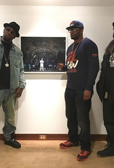 Trick Trick has taken over the DIA's Instagram this week