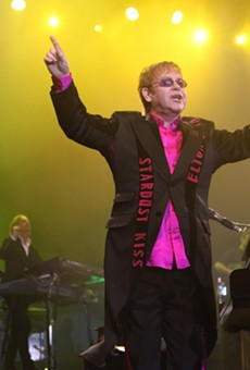 Elton John schedules second Detroit date for farewell tour